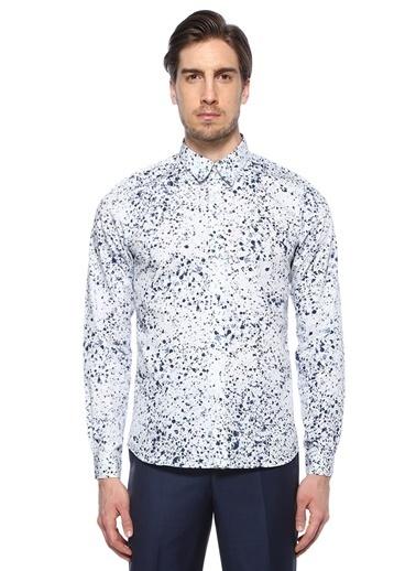 Desenli Uzun Kollu Gömlek-PS by Paul Smith